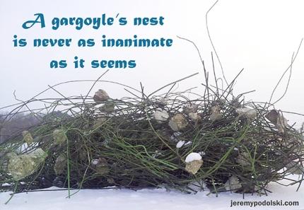 Storybook Shorts Gargoyle Nest